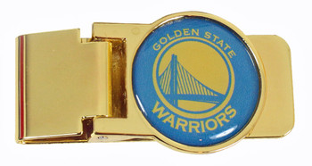Golden State Warriors Money Clip