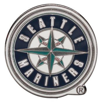 Seattle Mariners Circle Logo Pin