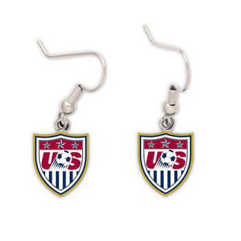 US Soccer National Team Earrings