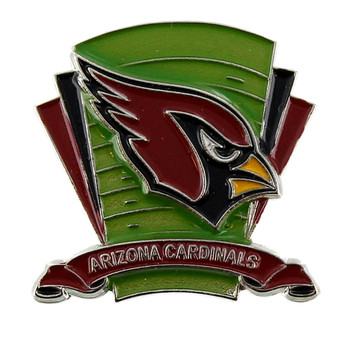 Arizona Cardinals Logo Field Pin