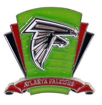 Atlanta Falcons Logo Field Pin