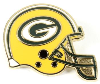 Green Bay Packers Helmet Pin.