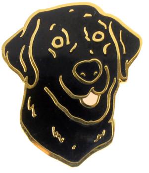 Labrador Retriever Lapel Pin