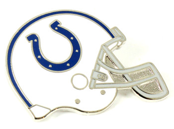 Indianapolis Colts Helmet Pin.