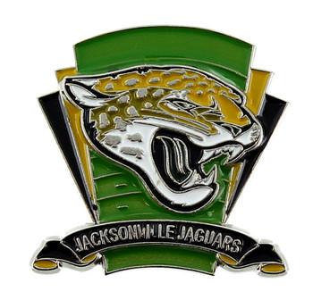 Jacksonville Jaguars Logo Field Pin