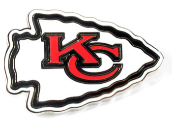 Kansas City Chiefs Logo Pin