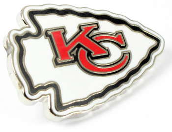 Kansas City Chiefs Logo Pin (Out of Stock Until 4/7)