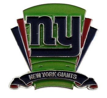 New York Giants Logo Field Pin