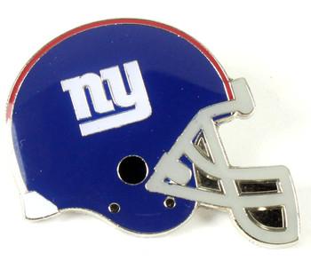 New York Giants Helmet Pin