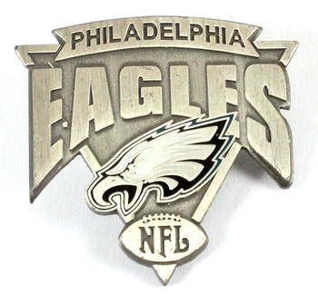 Philadelphia Eagles Pewter Pin