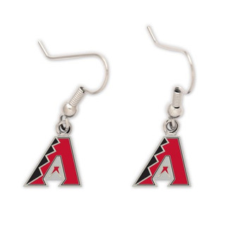 Arizona Diamondbacks Logo Earrings