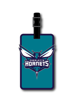 Charlotte Hornets Luggage Tag