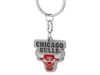 Chicago Bulls Keychain
