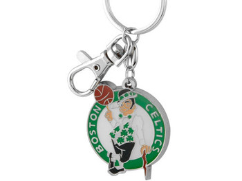 Boston Celtics Key Chain