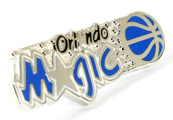 Orlando Magic Vintage Logo Pin - 1989