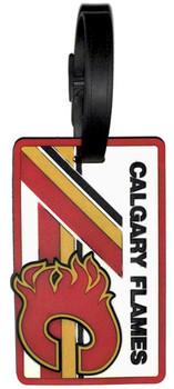 Calgary Flames Luggage Tag