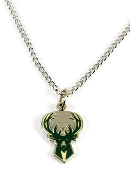 Milwaukee Bucks Necklace