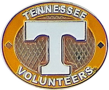Tennessee Vols Oval Pin