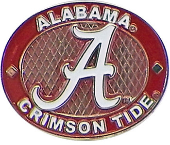 Alabama Crimson Tide Oval Pin
