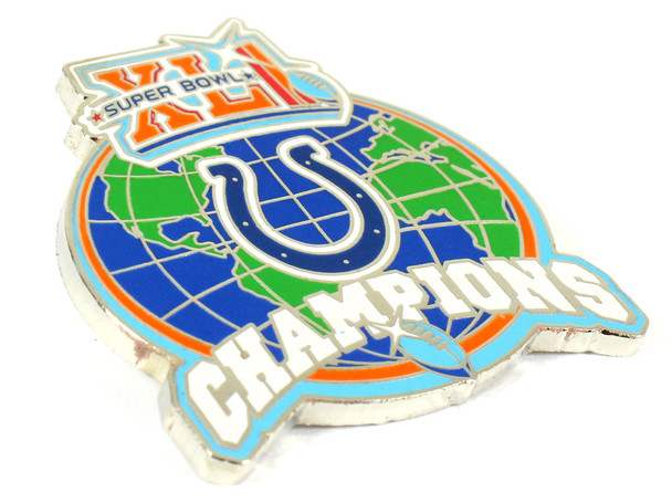 Indianapolis Colts Super Bowl XLI Pin