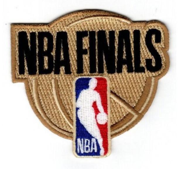 """NBA Finals PATCH - 2.25"""""""