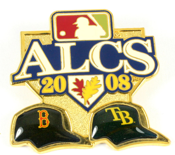 2008 Red Sox vs. Rays ALCS Dueling Pin