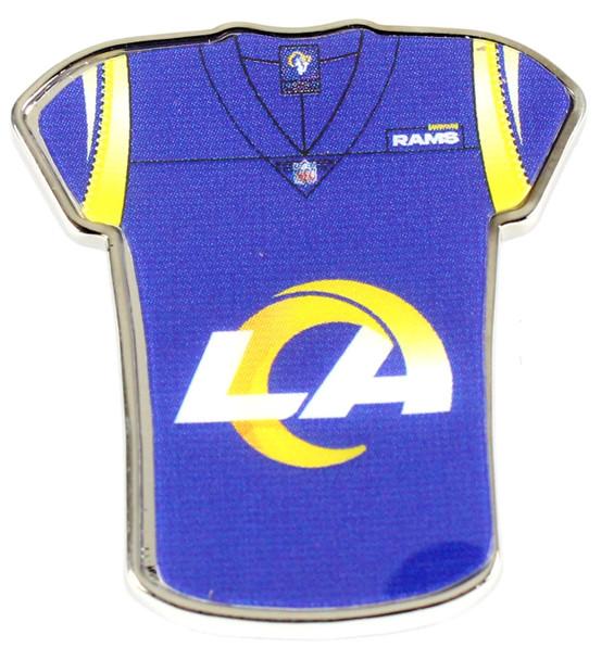 Los Angeles Rams Jersey Pin