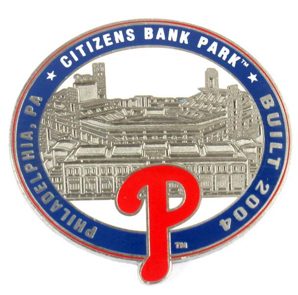 Philadelphia Phillies Citizens Bank Park Pin - Philadelphia, PA / Built 2004- Limited 1,000