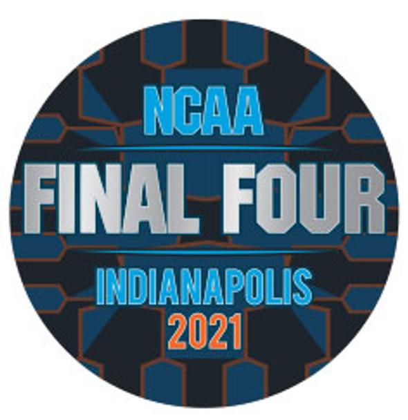 2021 Men's Final Four Indianapolis Pin