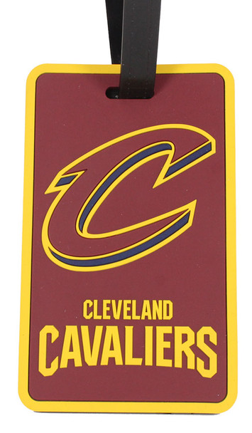 Cleveland Cavaliers Luggage Bag Tag