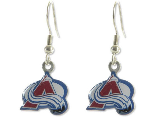 Colorado Avalanche Earrings