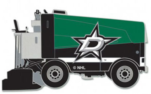 Dallas Stars Zamboni Pin