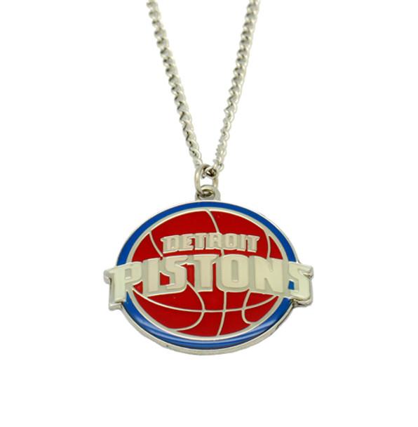 Detroit Pistons Logo Pendant