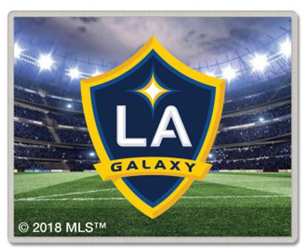 Los Angeles Galaxy Logo Pin