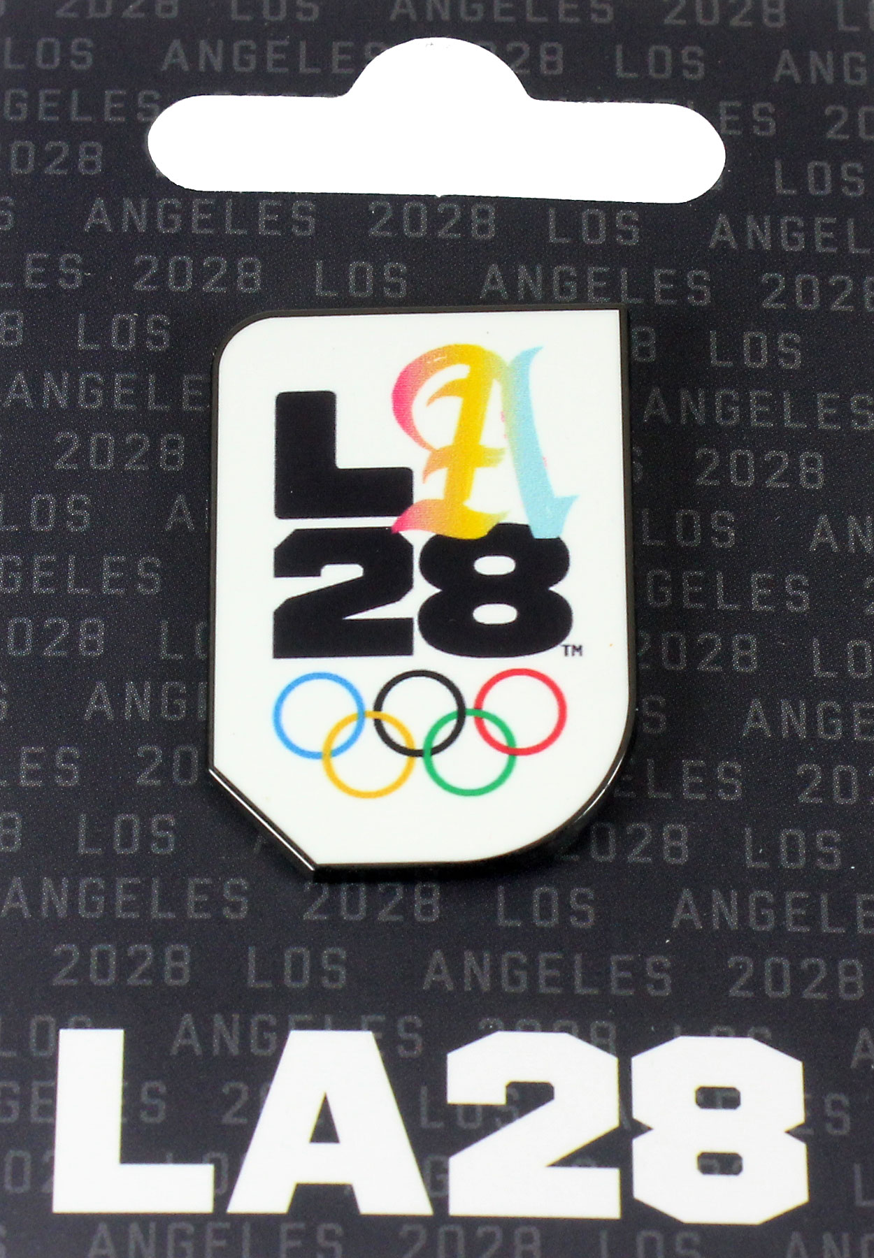 2028 Los Angeles Olympic Pins