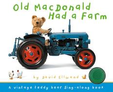Old MacDonald Had a Farm Sing-Along (Board Book)- Clearance Book
