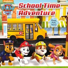 School Time Adventure (Board Book)