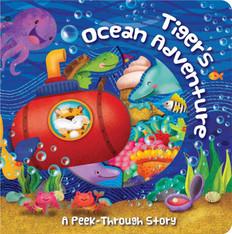 Tiger's Ocean Adventure (Board Book)