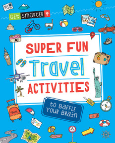 Super Fun Travel Activities (Paperback)