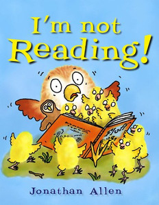 I'm Not Reading! (Hardcover)