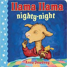 Llama Llama Nighty-Night (Board Book)-Clearance Book
