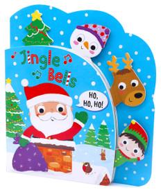 Jingle Bells (Board Book)-Clearance Book