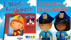 When I grow up... Set of 2 (Board Book)