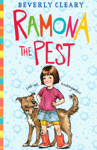 Ramona The Pest (Paperback)- Clearance Book