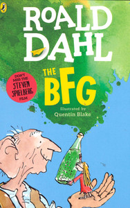 The BFG: Roald Dahl (Paperback)- Clearance Book