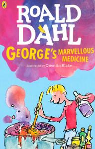 George's Marvellous Medicine: Roald Dahl (Paperback)