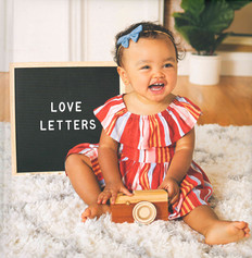 Love Letters (Padded Board Book)