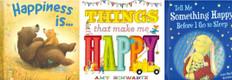 Happy! Set of 3 (Board Book)