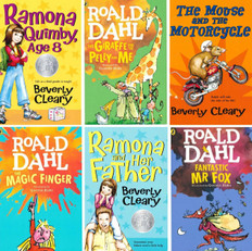 Chapter Book Favorites Set of 6:   8-10 Years (Paperback)