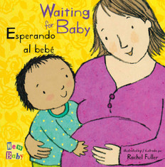 Waiting for Baby / Esperando al bebé (Board Book)-Clearance Book
